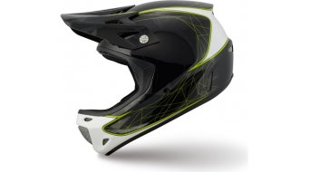 Specialized Dissident Comp Fullface-Helm hyper green Mod. 2014