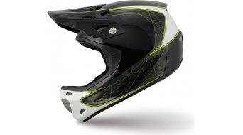 Specialized Dissident Comp Fullface-Helm Gr. M (56-57cm) hyper green Mod. 2014