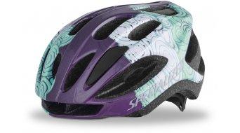 Specialized Flash Helm Kinder-Helm Gr. unisize (50-58cm) purple clouds Mod. 2015