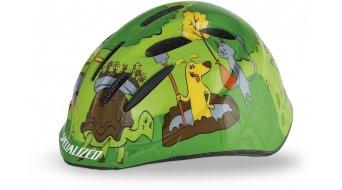 Specialized Small Fry Helm Kinder-Helm Toddler Gr. unisize (47-52cm) green garden Mod. 2016