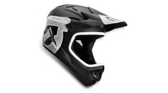 sixsixone Comp Shifted helmet size XS black/white 2013