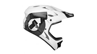 sixsixone Comp Shifted helmet size S white/black 2013