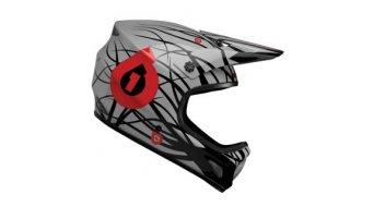 Sixsixone Evo Wired casco tamaño L negro/rojo Mod. 2013