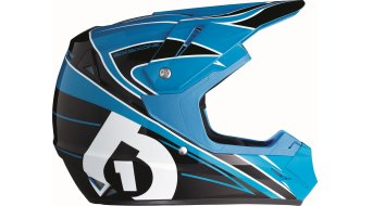 Sixsixone Comp MX casco integrale .