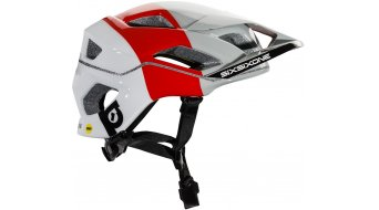 Sixsixone Evo AM Helm MTB-Helm Gr. XS-S white/red Mod. 2016