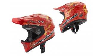 T.H.E. Hong Kong Composite DH-helmet size M (57/58cm)