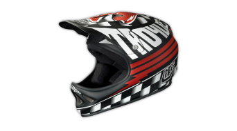 Troy Lee Designs D2 Ace Fullface black 2014