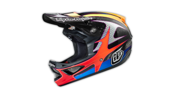 Troy Lee Designs D3 Gwin CF Fullface black 2014