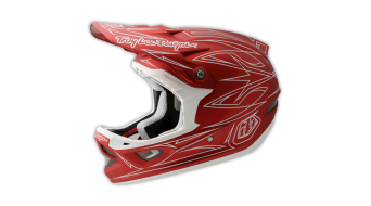 Troy Lee Designs D3 Pinstripe II Fullface 2014