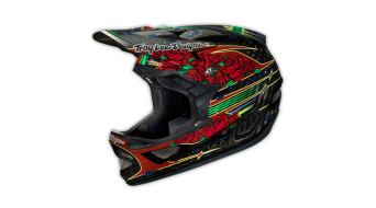 Troy Lee Designs D3 Sam Hill Fullface DH- helmet size M (57-58cm) black 2014