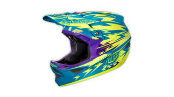 Troy Lee Designs D3 Thunder Fullface 2014