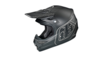 Troy Lee Designs AIR casco MX-casco tamaño L (58-59cm) midnight 2 negro Mod. 2017