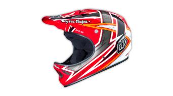 Troy Lee Designs D2 Proven casco casco integral DH-casco tamaño XS/S (53-55cm) rojo Mod. 2015