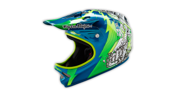 Troy Lee Designs D2 Helm Fullface-Helm Mod. 2016