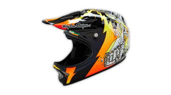 Troy Lee Designs D2 casco casco integral M/L (56-59cm) Mod. 2016- MODELO DE DEMONSTRACIÓN