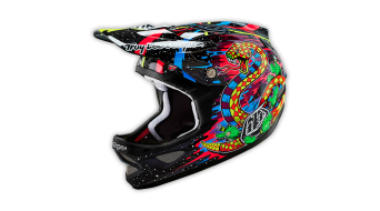 Troy Lee Designs D3 carbon helmet 2016