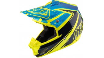 Troy Lee Designs SE3 casco MX-casco Mod. 2017