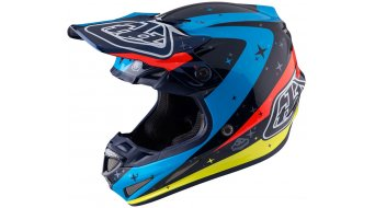 Troy Lee Designs SE4 MIPS carbono casco MX-casco Mod. 2017
