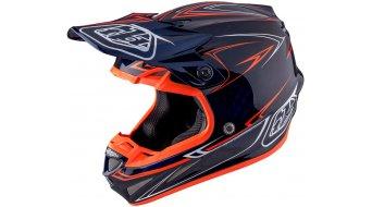 Troy Lee Designs SE4 MIPS Carbon casco casco MX . mod. 2017