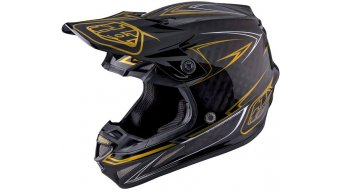 Troy Lee Designs SE4 MIPS carbono casco MX-casco S (55-56cm) Mod. 2017