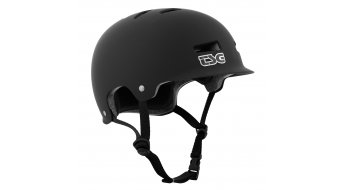 TSG Recon Solid Color casco . flat black