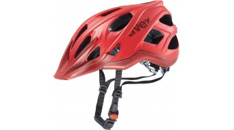 Uvex Stivo CC casco MTB . red/dark red mat