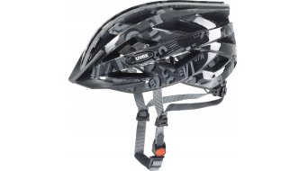 Uvex Air Wing Helm Kinder-Helm Gr. 52-57cm dark silver/black
