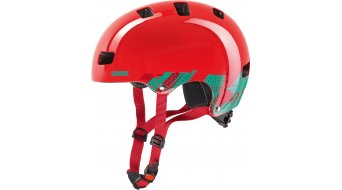 Uvex Kid 3 Helm Kinder-Helm Gr. 51-55cm blackout red
