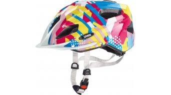 Uvex Quatro Junior Helm Kinder-Helm Gr. 50-55cm candy