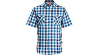 Bontrager Boardwalk camisa de manga corta Caballeros-camisa (US) azul/navy