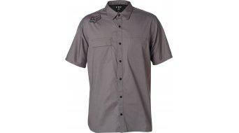 Fox Redplate Flexair Arbeitshemd 短袖 型号 S dark grey