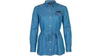 Ion Nicki Hemd langarm Damen-Hemd Shirt denim blue