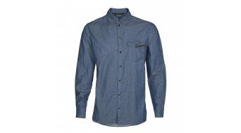 ION Stroke camisa manga larga Caballeros-camisa camiseta tamaño L insignia azul