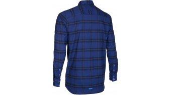 ION Stroke camicia manica lunga uomini- camicia mis. S (48) sea blue