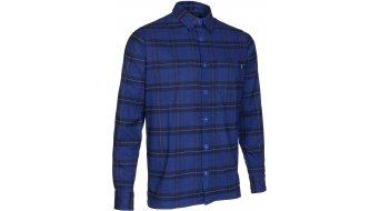 ION Stroke Hemd langarm Herren-Hemd Gr. S (48) sea blue