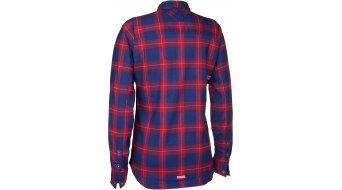 ION Violet camisa manga larga Señoras-camisa tamaño XS (34) sea azul
