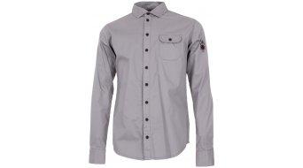 Maloja BedfordM. camisa manga larga Caballeros-camisa tamaño M smoke- Sample