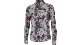Maloja RingoM. camisa manga larga Caballeros-camisa tamaño M smoke- Sample