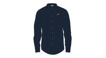 Maloja WilfordM. camisa manga larga Caballeros-camisa tamaño M nightfall- Sample