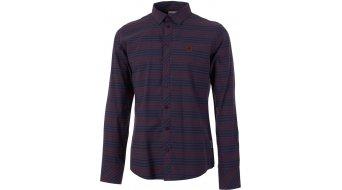 Maloja GrantM. camisa manga larga Caballeros-camisa tamaño M charcoal- Sample