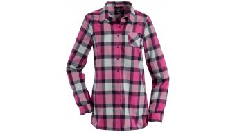 Oakley Women My Guy Flannel L/S Hemd Gr. S pale purple Winter 11/12