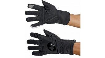 Assos fuguGloves Handschuhe lang Gr. XXL (XLG) blackVolkanga - AUSLAUFMODELL