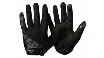 Bontrager Race Gel Full dedo(-s) guantes largo(-a) (US) negro