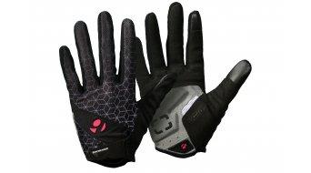 Bontrager Race Gel Full Finger Handschuhe lang Damen-Handschuhe Gr. S (US) black
