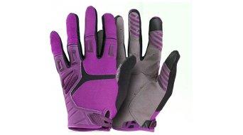 Bontrager Lithos Handschuhe lang (US) purple lotus