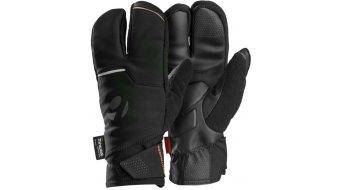 Bontrager Velocis S2 Softshell 手套 长 Split Finger 型号 M (US) black