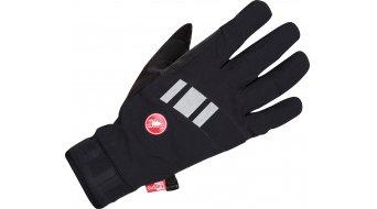 Castelli Tempesta guantes largo(-a) negro/reflective gris/turbulenc