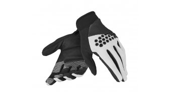 Dainese Guanto Rock Solid-D Handschuhe lang Gr. XXS white/black/white