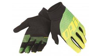 Dainese Driftec Handschuhe lang Gr. XXS green/yellow
