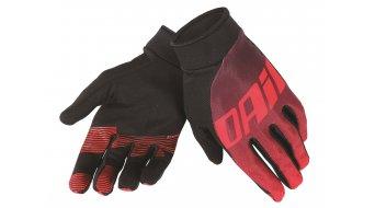 Dainese Driftec Handschuhe lang Gr. XXS midnight purple/red